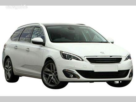 2020 Peugeot 308