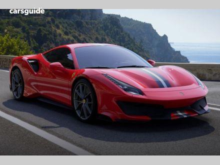 2020 Ferrari 488