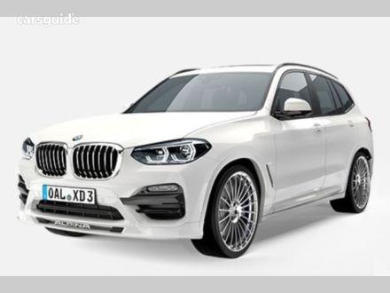 2020 BMW Alpina XD3