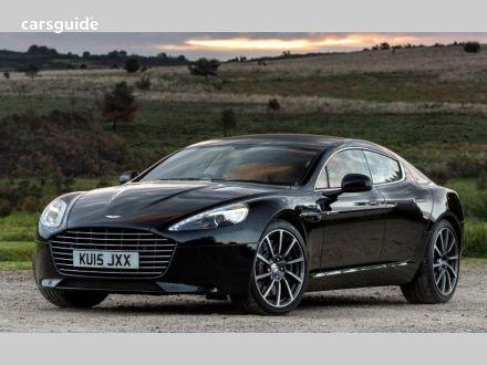 2020 Aston Martin Rapide