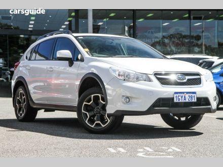2012 Subaru XV