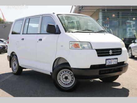 2010 Suzuki APV