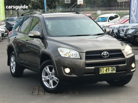 toyota rav4 suv for sale bella vista 2153 nsw carsguide carsguide