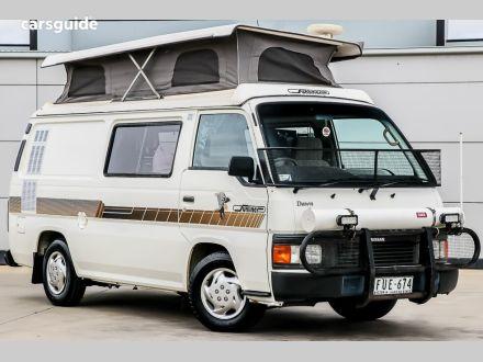 1987 Nissan Urvan
