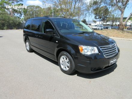 2009 Chrysler Grand Voyager