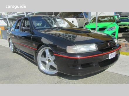1990 HSV Commodore