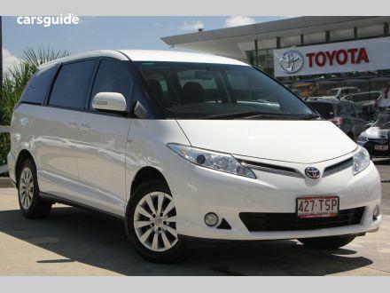 2014 Toyota Tarago
