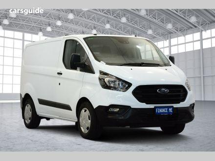 2018 Ford Transit Custom