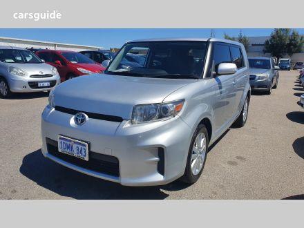 2010 Toyota Rukus