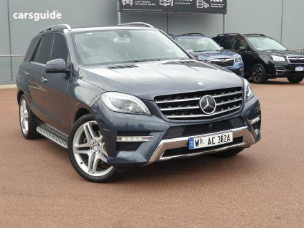 2013 Mercedes-Benz ML350