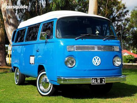 1974 Volkswagen Kombi Transporter