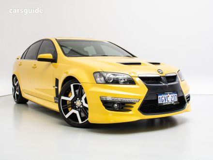 2010 HSV GTS