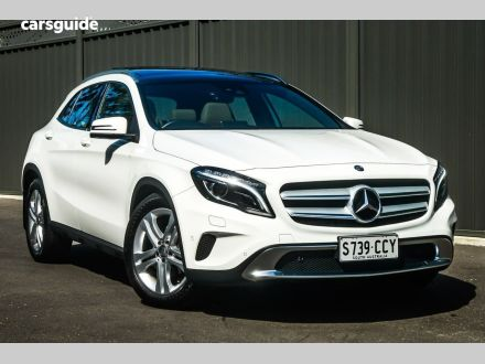 2016 Mercedes-Benz GLA220