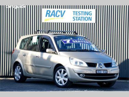 2007 Renault Scenic