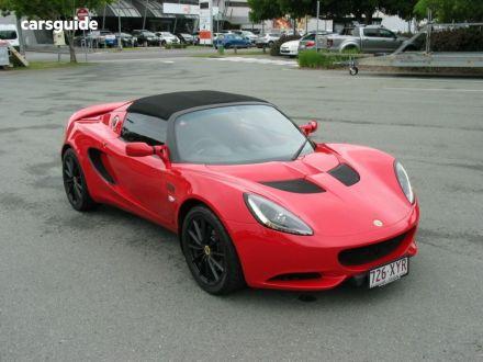 2016 Lotus Elise