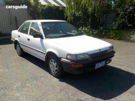 1991 Holden Nova