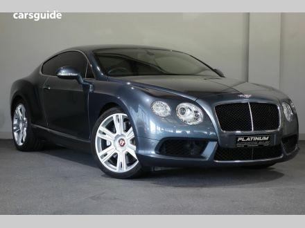 2013 Bentley Continental