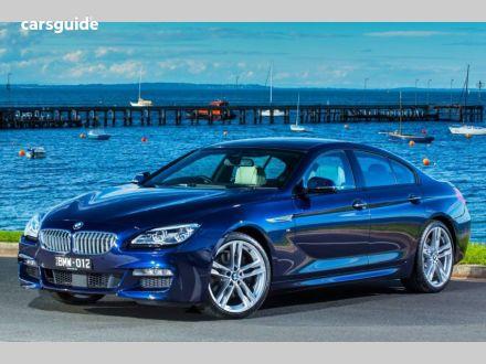 2020 BMW 650I