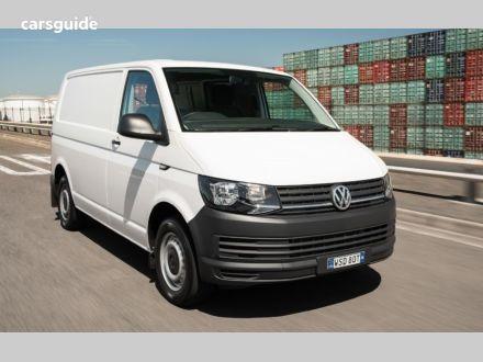 2020 Volkswagen Transporter