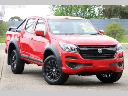 2020 Holden Colorado