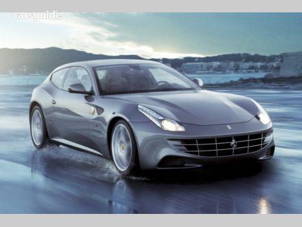 2020 Ferrari FF