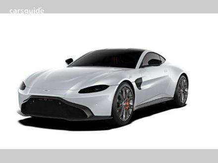 2020 Aston Martin V8