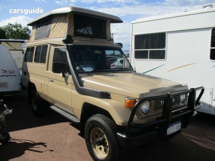 1985 Toyota Landcruiser