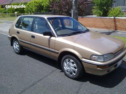 1989 Holden Nova