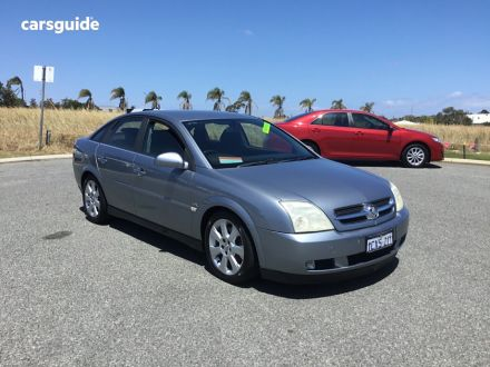 2005 Holden Vectra