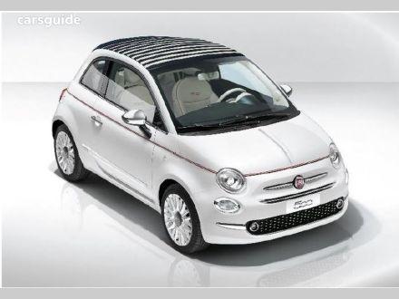 2020 Fiat 500C