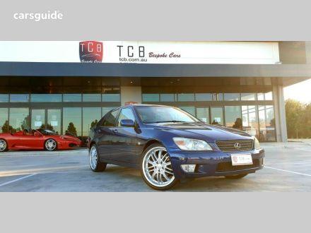 2001 Lexus IS200