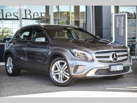 2015 Mercedes-Benz GLA200