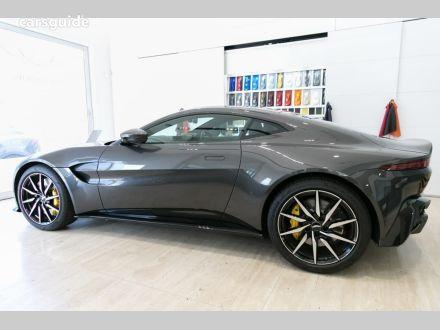 2018 Aston Martin V8
