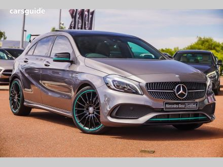 2016 Mercedes-Benz A250
