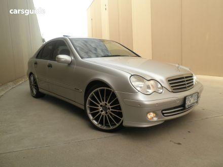 2005 Mercedes-Benz C180