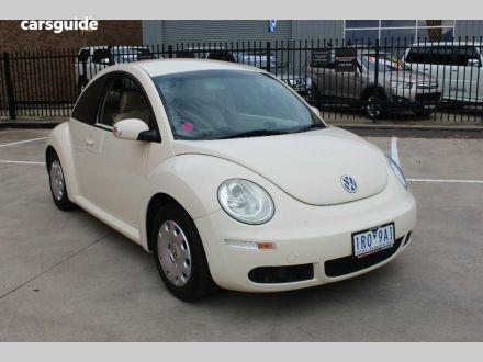 2007 Volkswagen Beetle