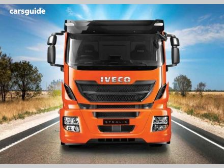 2020 Iveco Stralis AS-L 500 (6x4)