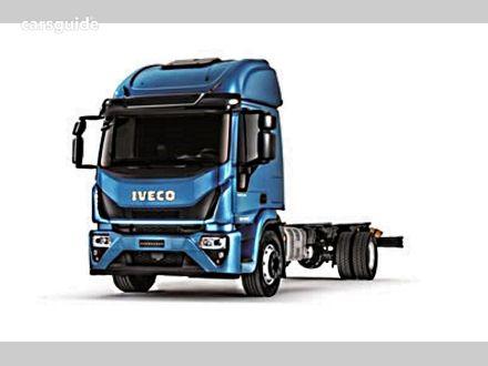 2020 Iveco Eurocargo