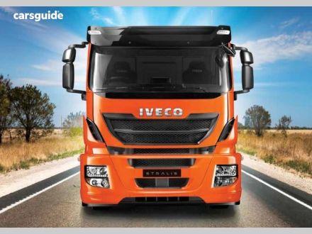 2020 Iveco Stralis ATI 460 (6x4)