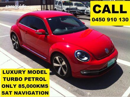 2013 Volkswagen Beetle