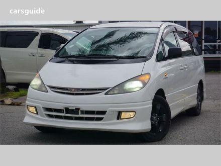 2002 Toyota Estima