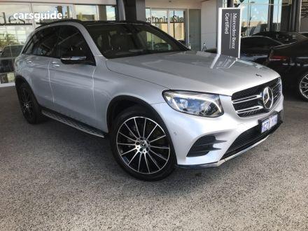2019 Mercedes-Benz GLC250