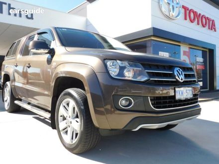 2011 Volkswagen Amarok