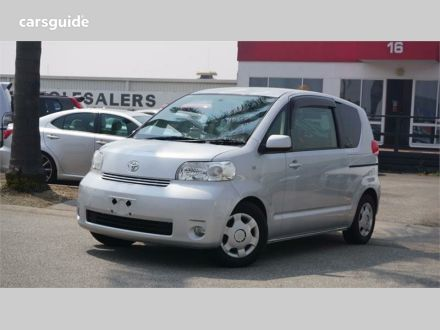 2006 Toyota Porte