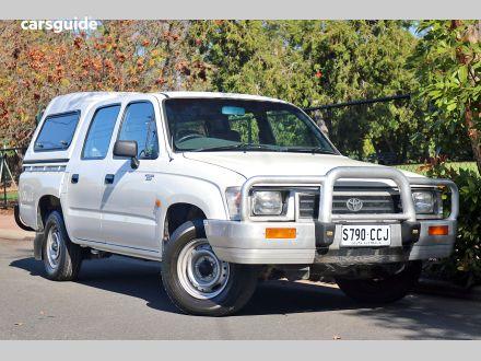 2001 Toyota Hilux