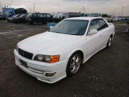 1999 Toyota Chaser