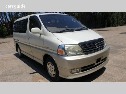 2000 Toyota Grand Hiace