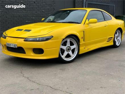 1999 Nissan Silvia