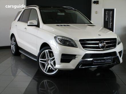 2013 Mercedes-Benz ML500