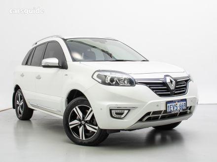 2015 Renault Koleos